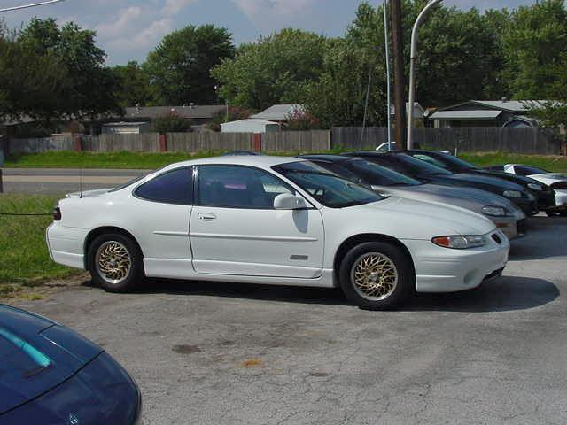 Pontiac Grand Am Se 2000. 1997 Pontiac Grand Prix GT
